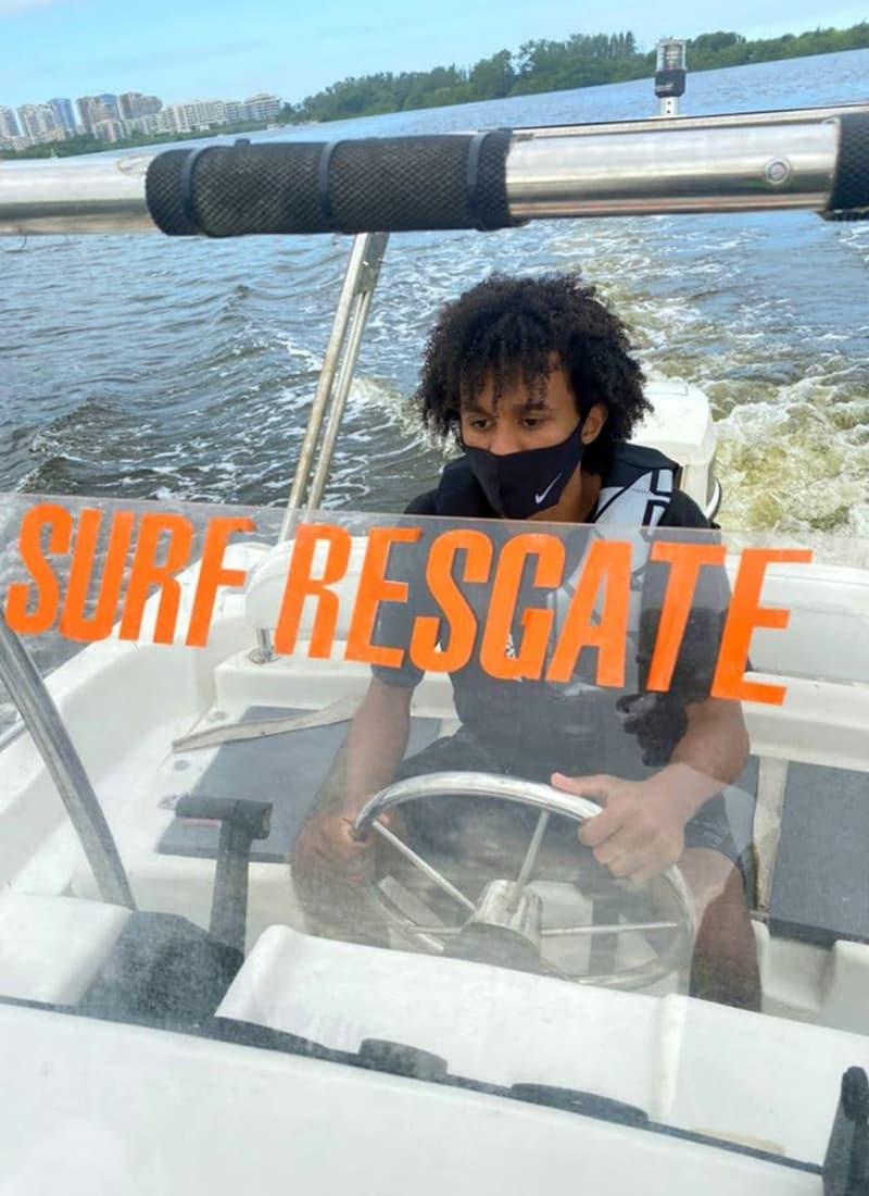 Cursos Surf Resgate